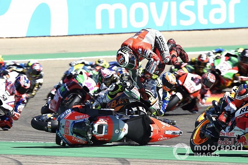 Lorenzo, Tayland yarışında ayağının durumunu test edecek