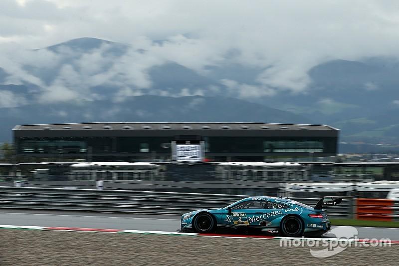 DTM Spielberg 2018: Gary Paffett startet von Pole, Mercedes holt Hersteller-Titel