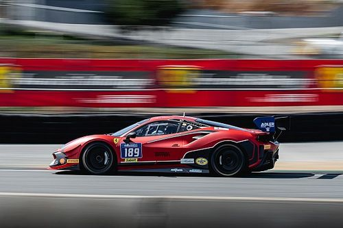 Ferrari Challenge NA heads to Sebring with 40 cars in tow