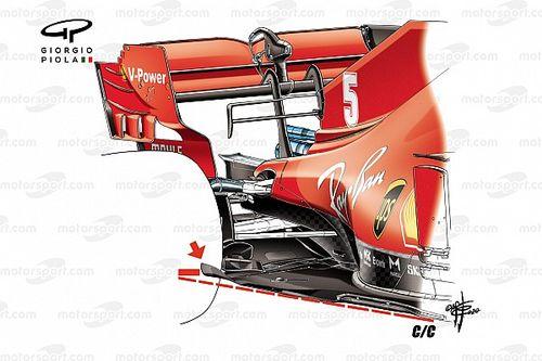 ¿Qué modificaciones tendrán los Fórmula 1 en 2021?