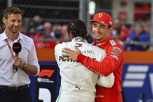 Button: Hamilton a legsportszerűbb versenyző, aki ellen valaha versenyeztem