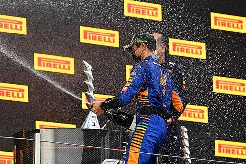 McLaren: Norris Imola F1 podium deserved on merit