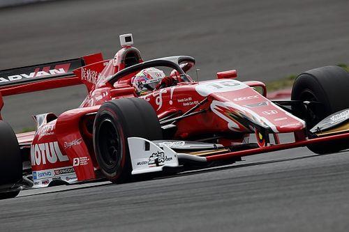 Fuji Super Formula: Nojiri wins tense season opener