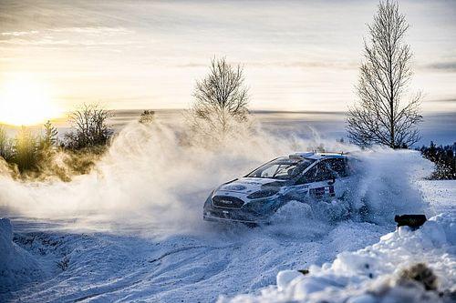 Galería: las mejores imágenes del Rally del Ártico 2021