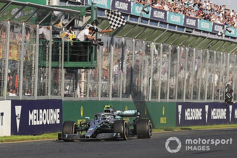 Fotogallery F1: Bottas e la Mercedes dominano il GP d'Australia