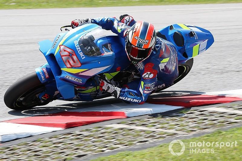 La Suzuki de Rins ganó 'la carrera' de Sepang, con Viñales segundo