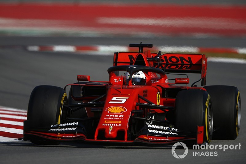 Barcelona Test Day Eight: Ferrari top, but receive warning signs