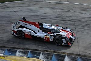 Sebring WEC: Üçüncü antrenmanda #7 Toyota lider
