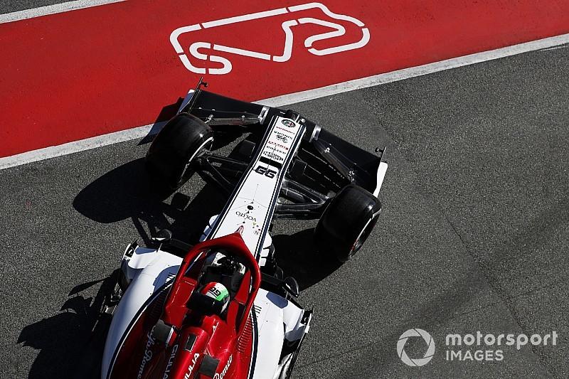 Diaporama : l'Alfa Romeo Racing lors des seconds essais collectifs à Barcelone