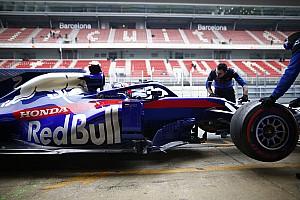 «Это фантастика!» Toro Rosso восхитил уровень подготовки Honda к новому сезону