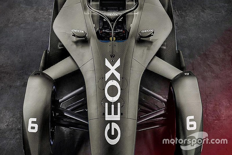 How Geox aims to emulate F1 success in Formula E