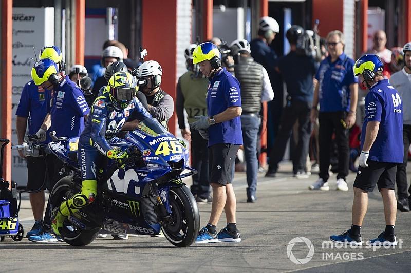Россі: Нарешті керівництво Yamaha побачило реальний рівень мотоцикла