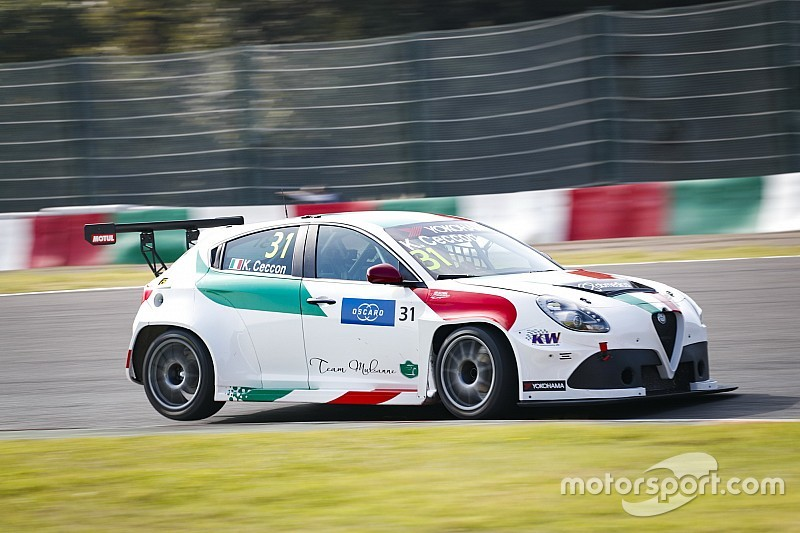 Suzuka WTCR: Ceccon, Comte top qualifying sessions