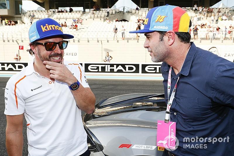 Alonso respecto a sus homenajes: