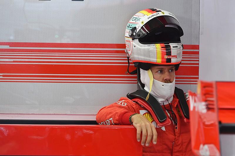 У Mercedes нагадали Феттелю про неприпустимість помилок у боротьбі за титул
