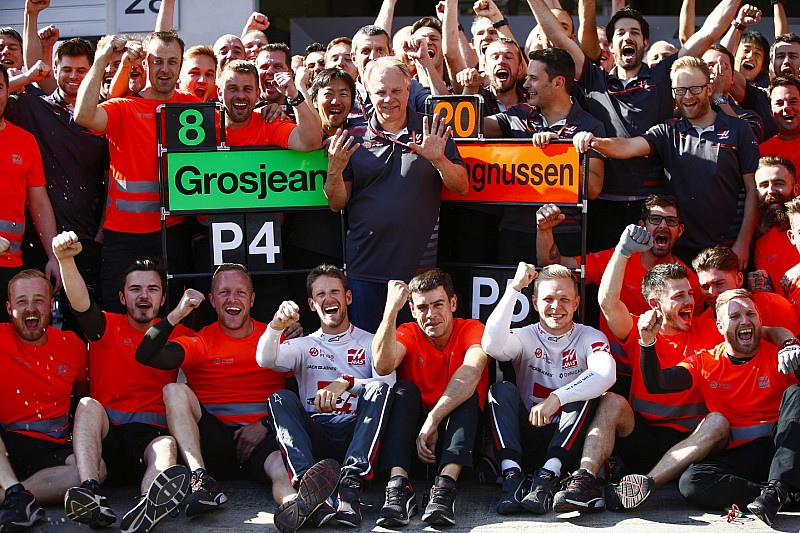 Magnussen, Silverstone'da Avusturya'daki kadar güçlü olmayı beklemiyor