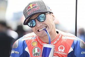 Miller optimistis dapatkan motor terbaru musim depan