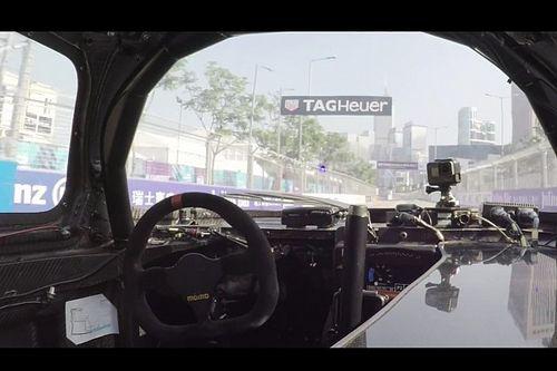 Ember vs. gép: különleges versenyt rendezett a Roborace