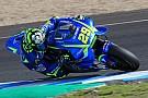 MotoGP Test Jerez, Giorno 3: Iannone e la Suzuki in vetta, cade Petrucci