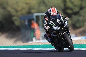 Superbike-WM Testbericht Superbike-WM-Test in Jerez: Jonathan Rea beim Auftakt vorn