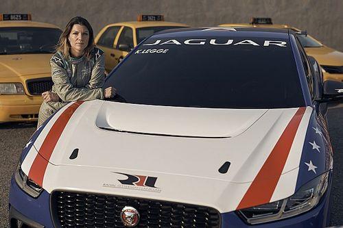 Katherine Legge sarà al via del Jaguar I-PACE eTrophy 2018-2019