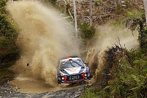 WRC Отчет о секции Миккельсен захватил лидерство на Ралли Австралия