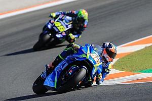 MotoGP News Suzuki-Manager Brivio: Alex Rins' Comeback war Schlüsselfaktor 2017