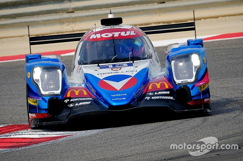 Oreca rebellion lmp1 very different from lmp2 car - Rebellion r13 ...