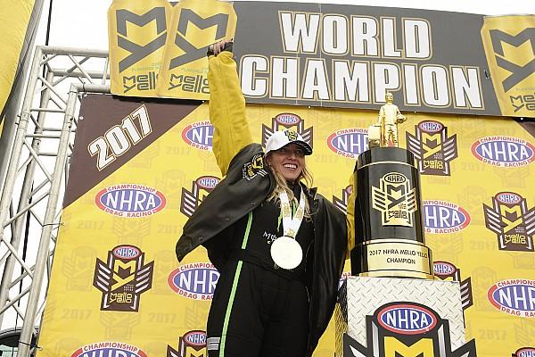 NHRA champs reflect on the 2017 season
