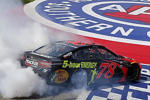 NASCAR Cup Interview Can Truex emulate Harvick's winning streak?