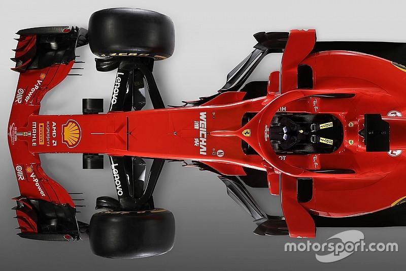 Veja as diferenças entre as Ferraris de 2017 e de 2018