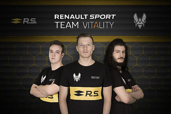 Renault becomes first F1 team to launch eSports squad