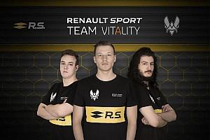 eSports Ultime notizie La Renault è la prima squadra di F.1 a creare un team eSports