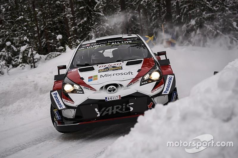 Marcus Gronholm ha svolto la prima giornata di test con la Yaris WRC in Finlandia