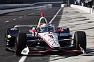 IndyCar Képeken, és videón az újabb szélvédős teszt az IndyCarban