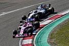 Force India pilotları puan alamadığı için üzgün