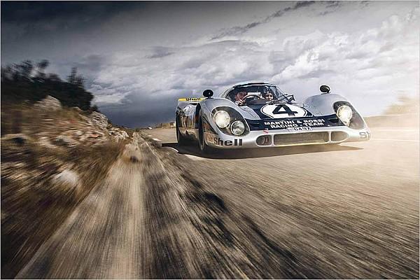 Automotive News Dieser Porsche 917 hat Kennzeichen!
