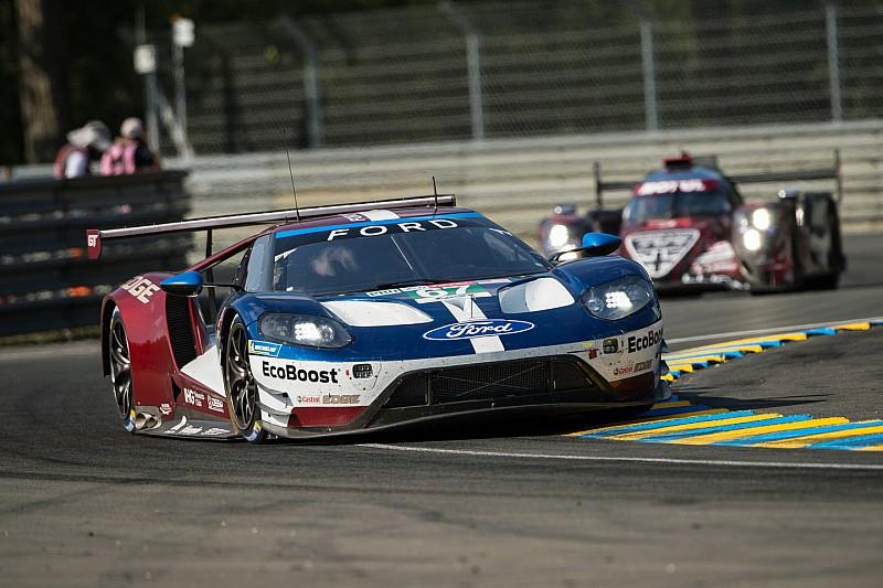24 Ore di Le Mans: sono state penalizzate le Ford GT di Kanaan e Dixon