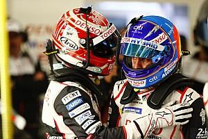 24 heures du Mans Réactions Deuxième pole pour Nakajima, Alonso prêt au défi