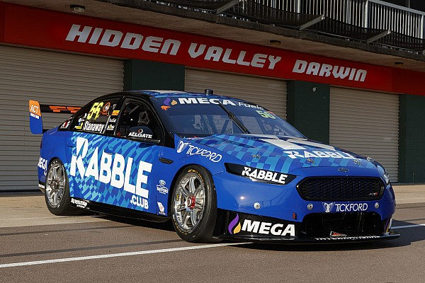 New look for Stanaway Supercar