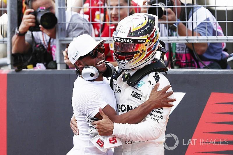 GP Amerika: Hamilton klaim pole Austin, Vettel start P2