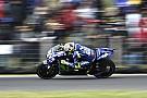 MotoGP Rossi dans le coup jusqu'à l'arrivée,