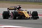Formule 1 Renault engrange des pénalités pour tester des pièces 2018