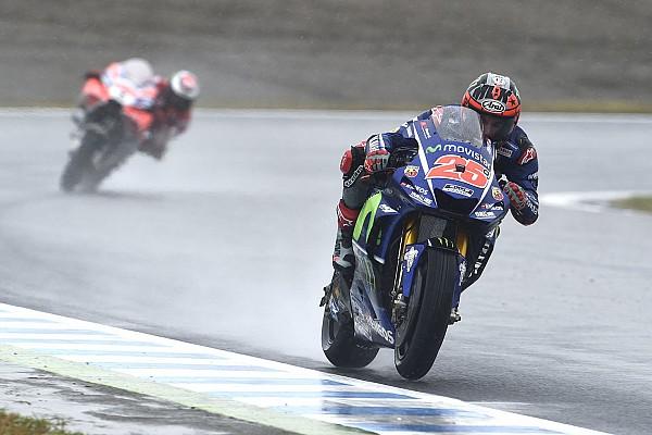 """MotoGP Noticias de última hora Viñales: """"De la moto de pretemporada ya no queda nada"""""""