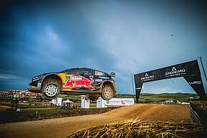 WRC Rapport d'étape ES14 à 16 - Ogier tient bon dans une lutte au sommet