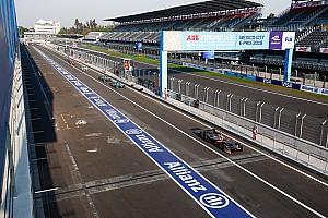 Formula E Breaking news Formula E now risks pit injuries at