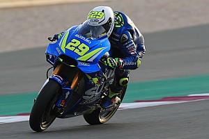 MotoGP Crónica de entrenamientos Iannone sorprende a los favoritos y lidera en Qatar