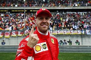 Ferrari plötzlich einsame Spitze: War es die Gezeitenwende?