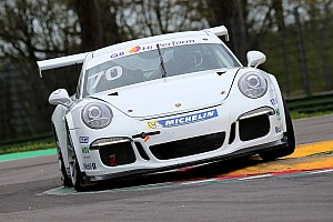 Carrera Cup Italia Test Video test: alla scoperta della Porsche GT3 Cup fra le insidie di Imola