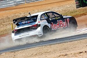 Rallycross-WM News WRX Killarney: Zeitstrafe gegen Mattias Ekström